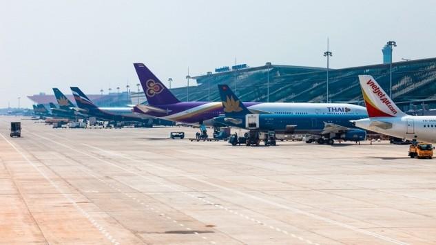 Cảng HKQT Nội Bài còn vinh dự lọt vào top 100 sân bay tốt nhất thế giới, đứng ở vị trí 82, tăng 136 bậc so với năm 2015.
