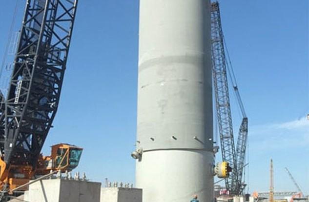 Công trường nhà máy lọc dầu Nghi Sơn (ảnh minh họa)