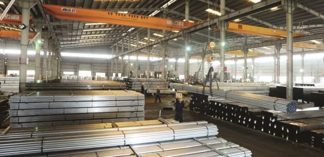 Tập đoàn này đang chiếm gần 40% thị phần tôn và gần 20% thị phần ống thép trên thị trường Việt Nam