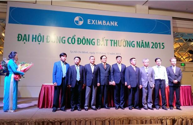 Eximbank chính thức bổ nhiệm ông Lê Văn Quyết làm Tổng giám đốc