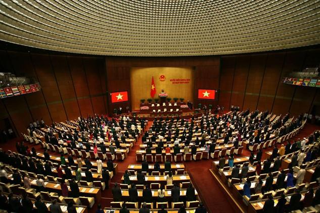 Quốc hội, Hội đồng nhân dân các cấp là những cơ quan đặc biệt quan trọng trong bộ máy nhà nước. Ảnh: Lê Tiên