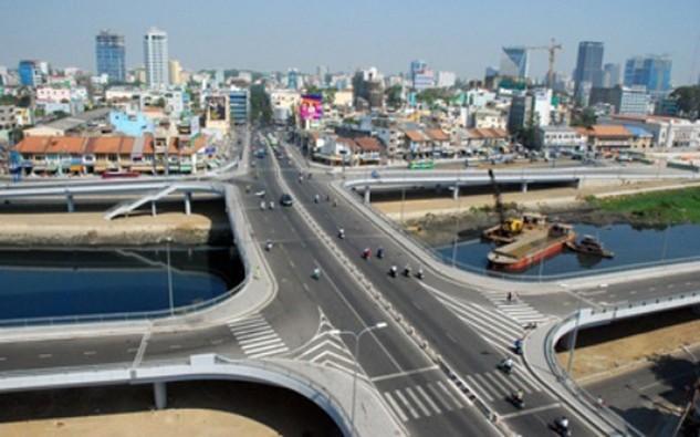 Các công trình kết cấu hạ tầng vẫn tiếp tục là các dự án được ưu tiên sử dụng vốn ODA.