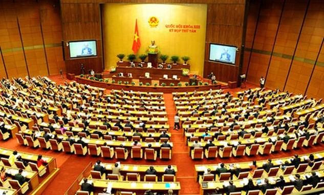 Ngày 21/3 khai mạc kỳ họp thứ 11, Quốc hội khóa XIII
