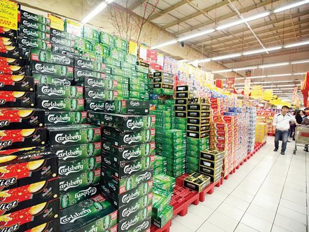 Doanh nghiệp sản xuất bia - rượu - nước giải khát xin lùi thời hạn áp thuế mới