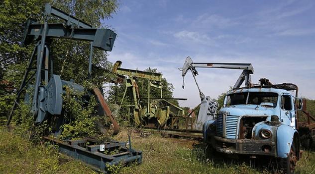 Bộ Tài nguyên và Môi trường Nga cho hay số dầu dự trữ chỉ còn đủ dùng trong 28 năm - Ảnh: Reuters