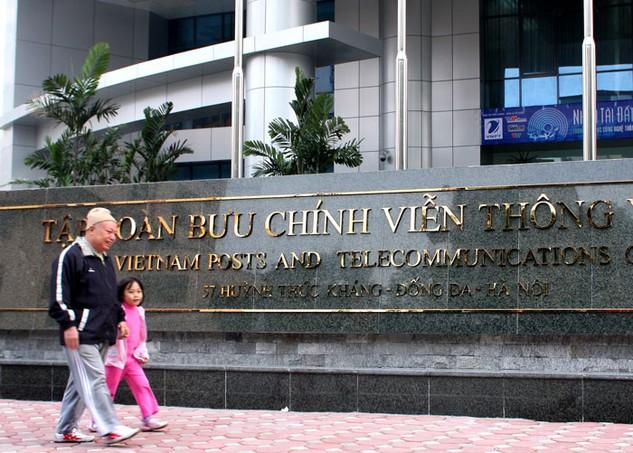 Năm 2015, Tập đoàn Bưu chính Viễn thông Việt Nam chỉ định thầu trên 4.500 gói thầu. Ảnh: Lê Tiên