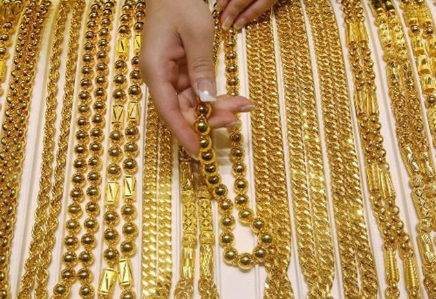 Giá vàng có một tuần biến động mạnh do cuộc họp chính sách về lãi suất của Cục Dự trữ liên bang Mỹ. Ảnh: SCMP
