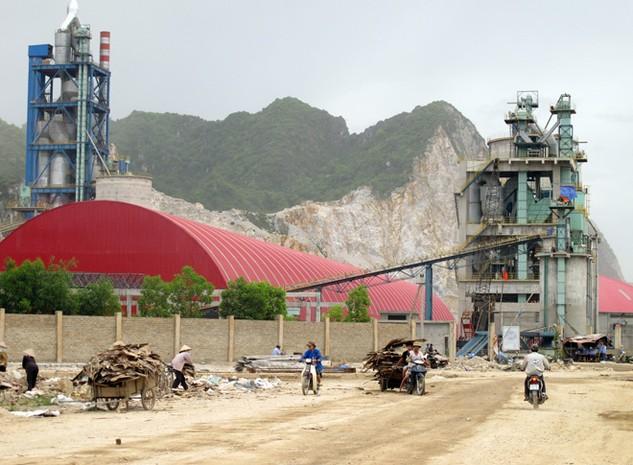 Nhà máy Xi măng Xuân Thành (Ảnh minh họa: Internet)