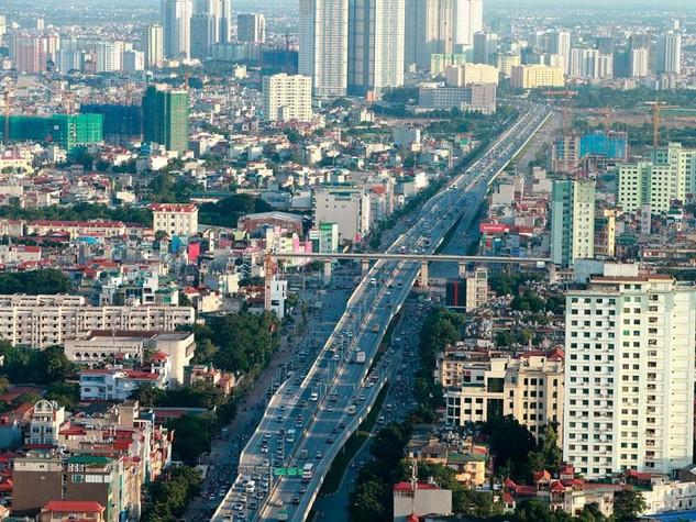 Nhà thầu thi công Dự án Đường vành đai III giai đoạn 2 Hà Nội, đoạn Mai Dịch – hồ Linh Đàm vẫn đang đợi tiền thưởng