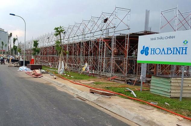 Địa ốc Hòa Bình dự kiến trình ĐHCĐ thường niên 2016 kế hoạch doanh thu là 6.800 tỷ đồng. Ảnh: Hòa Bình