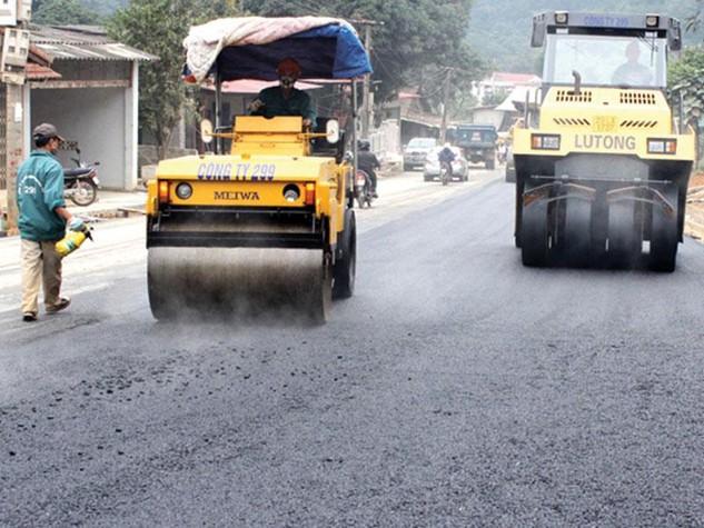 Dự án xây dựng cầu Phố Lu, Quốc lộ 4E thi công rất chậm, gây bức xúc dư luận