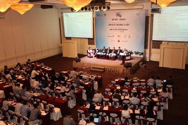 Hội thảo TPP với ngành dệt may và da giày vừa diễn ra tại TP.HCM