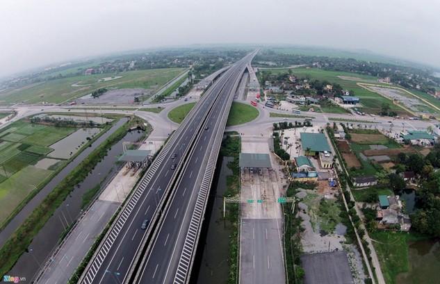 VEC được thành lập để tiếp nhận và huy động các nguồn vốn đầu tư xây dựng các tuyến đường bộ cao tốc quốc gia. Ảnh: Thùy Minh