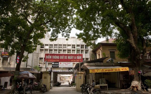 Khu đất số 9 Trần Thánh Tông. Nguồn ảnh: Internet