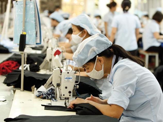 Doanh nghiệp dệt may Việt Nam đã tận dụng tốt cơ hội để phát triển thị trường. Ảnh: Đức Thanh