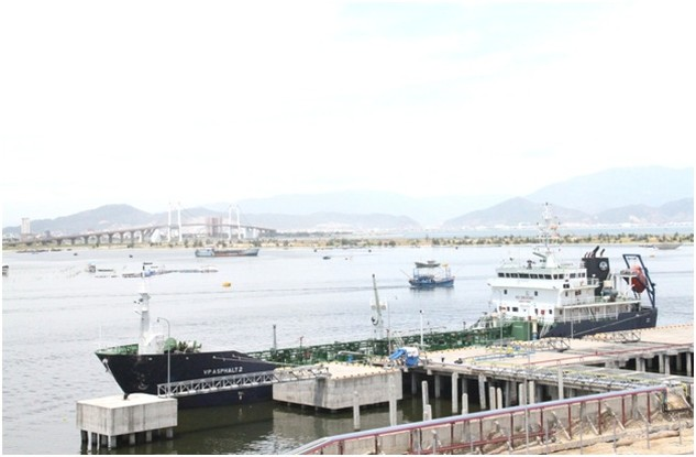 Đầu tư cải tạo nạo vét tuyến luồng vào khu bến cảng Thọ Quang (giai đoạn 1) nhằm phục vụ cho nhu cầu khai thác của khu bến tổng hợp Thọ Quang