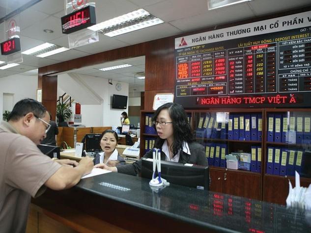 VietABank vừa phát hành cổ phiếu và thu về hơn 400 tỷ đồng để bổ sung vốn điều lệ. Ảnh: Lê Toàn