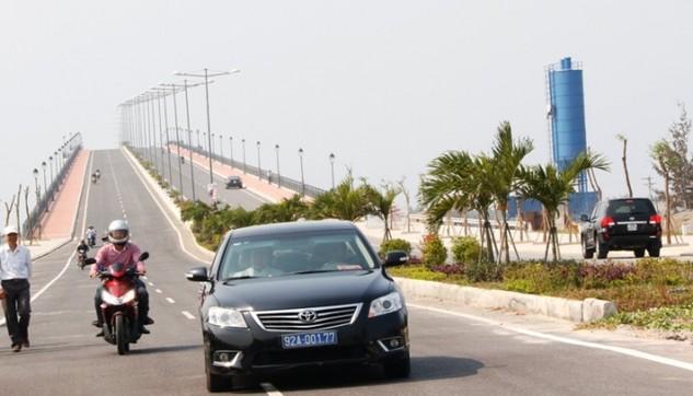 Khánh thành cầu Cửa Đại: Tháo nút thắt cho chuỗi đô thị ven biển