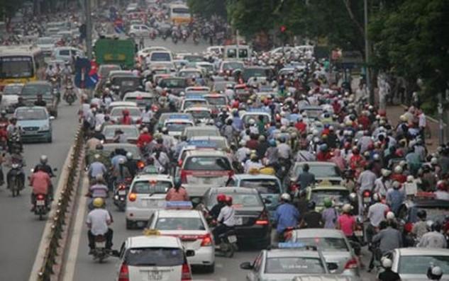Hà Nội tiếp tục triển khai nhiều biện pháp giảm ùn tắc giao thông