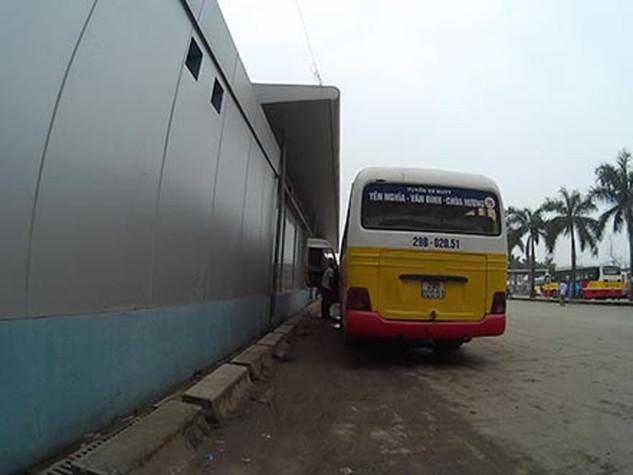 Tuyến buýt nhanh Hanoi BRT trị giá hơn 1.000 tỷ đồng chạy mãi chưa về đích