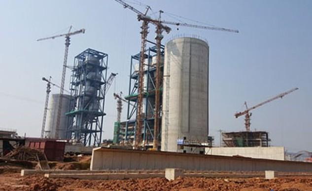 Dự án xi măng Tân Thắng có công suất 5.000 tấn clinker/ngày, tương đương gần 2 triệu tấn xi măng/năm.
