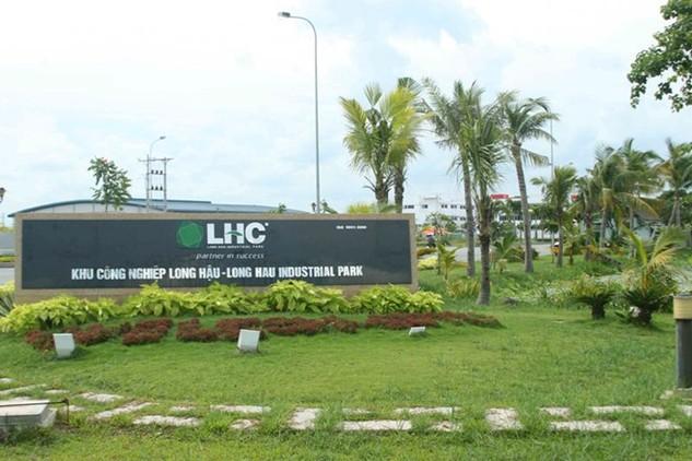 LHG đầu tư dự án Khu công nghiệp Long Hậu 3 trị giá 1.102 tỷ đồng