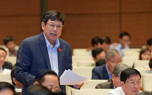 Đại biểu Lê Nam đề nghị đưa những trăn trở, lo âu của người dân vào báo cáo nhiệm kỳ