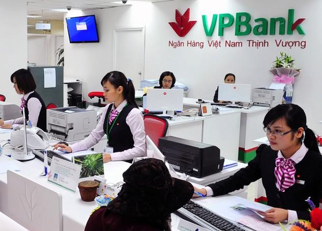 Năm 2016, dư nợ tín dụng của VPBank dự kiến đạt 171.017 tỷ đồng. Ảnh: VP