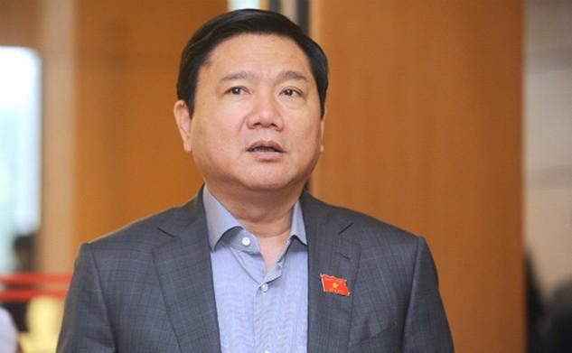 Bí thư Đinh La Thăng cho rằng cần có khát vọng đưa TP HCM trở lại vị trí số một trong khu vực. Ảnh: Giang Huy