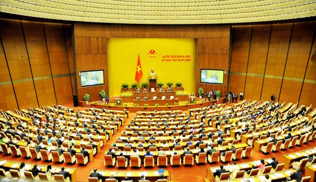 Quốc hội bắt đầu quyết định nhân sự Nhà nước