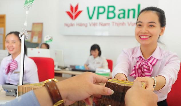 VPBank là một trong những ngân hàng đạt lợi nhuận khả quan trong năm qua