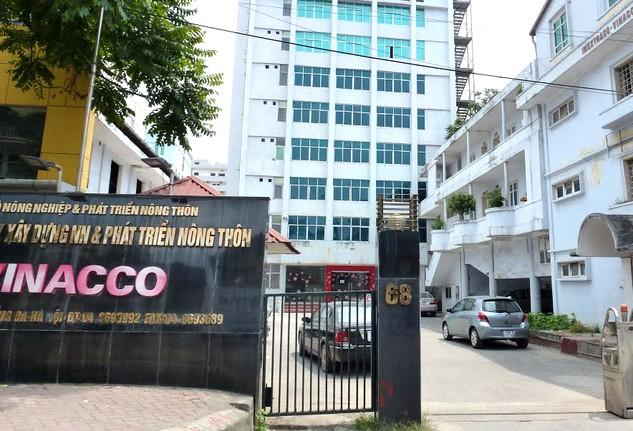 VINACCO cam kết sẽ khắc phục và thực hiện nghiêm túc quyết định của Sở Tài chính – UBND TP.HCM sau khi có kết quả làm việc với các bên liên quan. Ảnh: Đào Việt Dũng