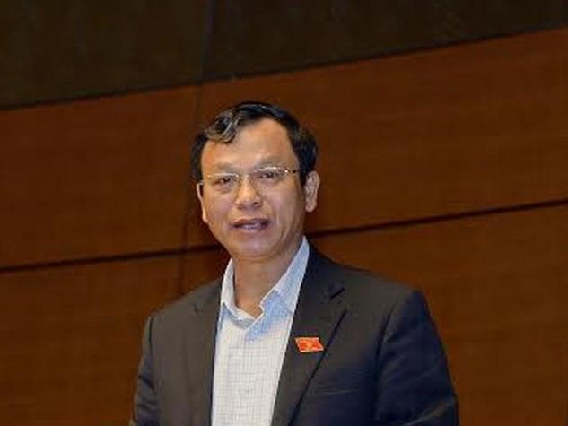 Đại biểu Quốc hội tỉnh Bình Phước, ông Trần Mạnh Hùng