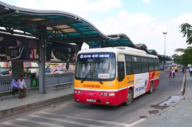 Hà Nội sẽ có 8 tuyến xe buýt nhanh và 3 tuyến quá độ