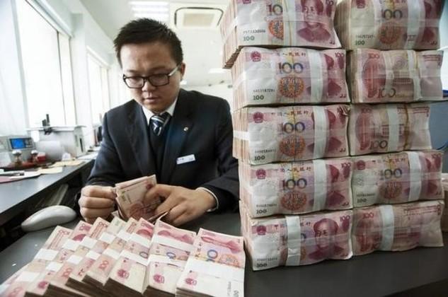 Nợ xấu đang tăng nhanh ở nhiều ngân hàng Trung Quốc. Ảnh: Reuters.