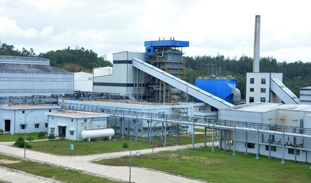 Nhà máy Ethanol Dung Quất ngừng hoạt động