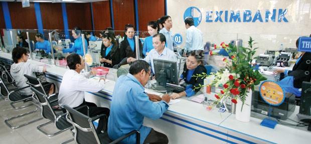 Cổ phiếu Eximbank (EIB) rơi vào diện cảnh báo