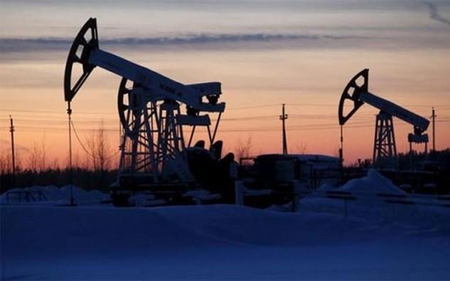 Một mỏ dầu ở Siberia, Nga ngày 25/2/2016 - Ảnh: Reuters.