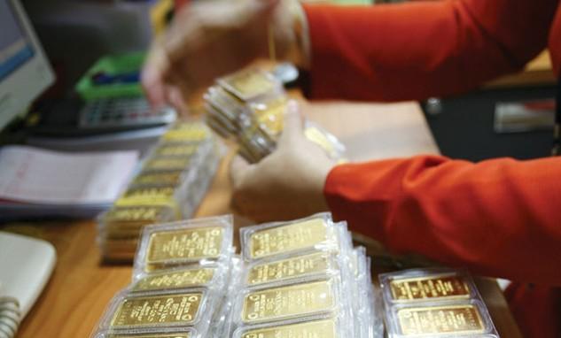 Hoạt động kinh doanh vàng miếng của các DN hiện nay có phần hạn chế