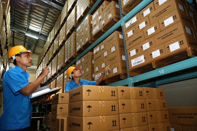 Phần lớn doanh nghiệp Việt Nam chỉ tham gia ở khâu thấp nhất trong chuỗi cung ứng là lắp ráp, gia công. Ảnh: Tiên Giang