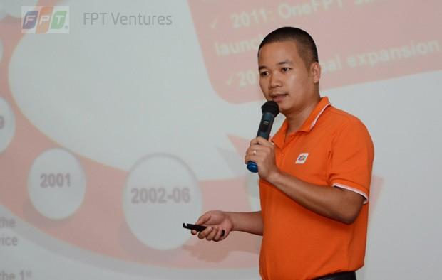FPT Venture đang tích cực thực hiện đầu tư mạo hiểm cho hoạt động khởi nghiệp. Ảnh: N.C st