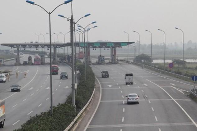"""Mượn cớ CPI, cao tốc Ninh Bình - Cầu Giẽ """"đòi"""" theo chân quốc lộ 5 tăng phí. Ảnh: P.V"""