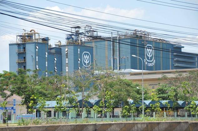 CP Group, doanh nghiệp Thái Lan đã có mặt ở Việt Nam từ năm 1998. Ảnh: M.T st