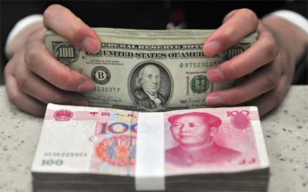 Từ động thái phá giá đồng Nhân dân tệ của Ngân hàng Trung ương Trung Quốc (PBoC) vào tháng 8/2015 đến nay, tỷ giá đồng tiền này đã giảm 4,1%.