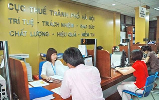 Nhiều doanh nghiệp Hà Nội nợ thuế. Ảnh minh họa