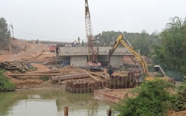 Cao tốc Đà Nẵng - Quảng Ngãi sử dụng nguồn vốn vay 613,5 triệu USD của WB