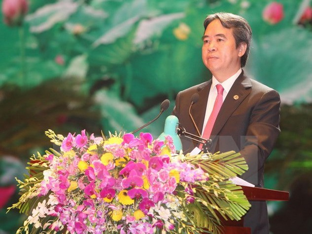 Ông Nguyễn Văn Bình giữ chức Trưởng ban Kinh tế Trung ương. (Ảnh: Trần Việt/TTXVN)