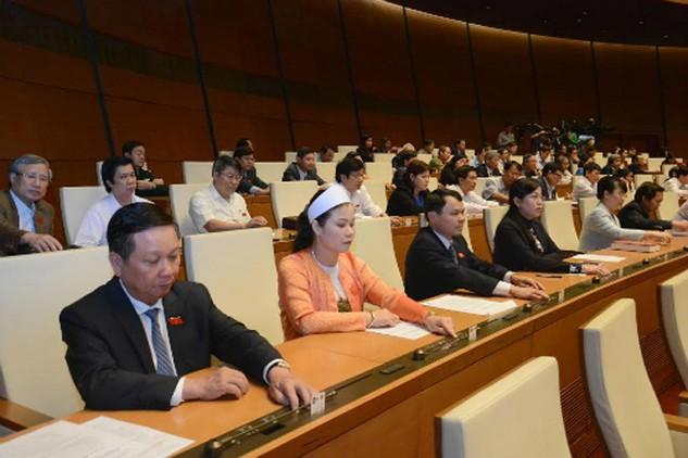Phó chủ tịch Hội đồng Quốc phòng an ninh Nguyễn Tấn Dũng. Ảnh: Giang Huy