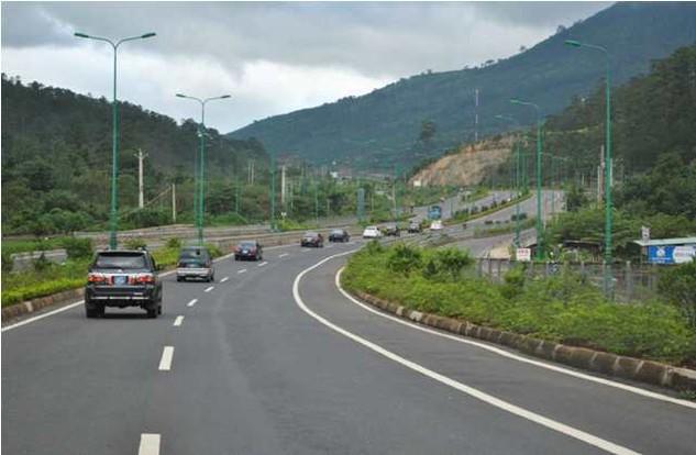 Cao tốc Liên Khương - Đà Lạt đoạn cuối của tuyến tốc Dầu Giây - Tân Phú - Bảo Lộc - Liên Khương