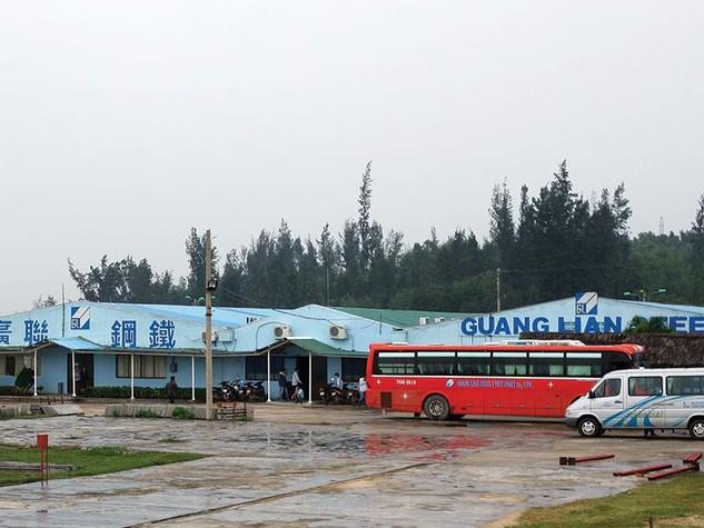 Dự án Thép Guang Lian được cấp chứng nhận đầu tư từ năm 2006, song đã dừng triển khai từ năm 2010 đến nay